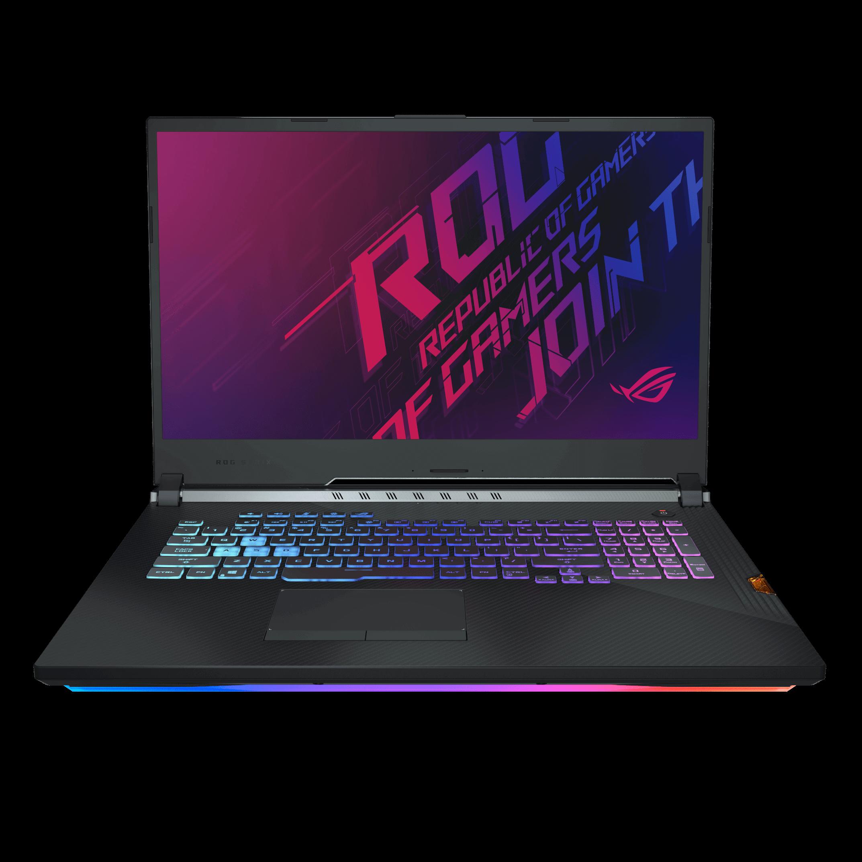 Asus Introduces New Rog Gaming Laptop Displays At Computex