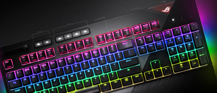 Nordic Launch for ROG Strix Flare Gaming Keyboard