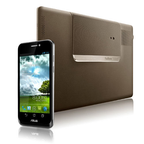 Asus сделает Padfone на Windows RT/8 и Windows Phone?