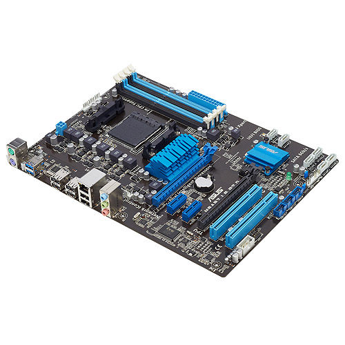 Asus M5A97 LE R2.0 (AM3+ - DDR3 2133) TDP 140W - C