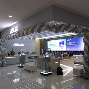 ASUS Exclusive Store by Liberty