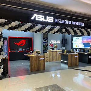 ASUS Exclusive Store by Megacom.id