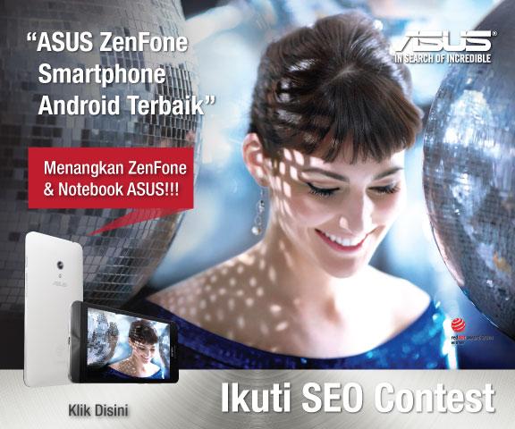 Seo Contest Asus
