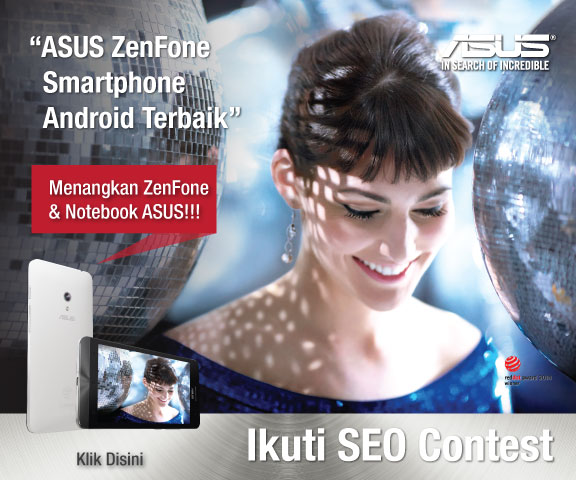 ASUS Smartphone Blog Contest