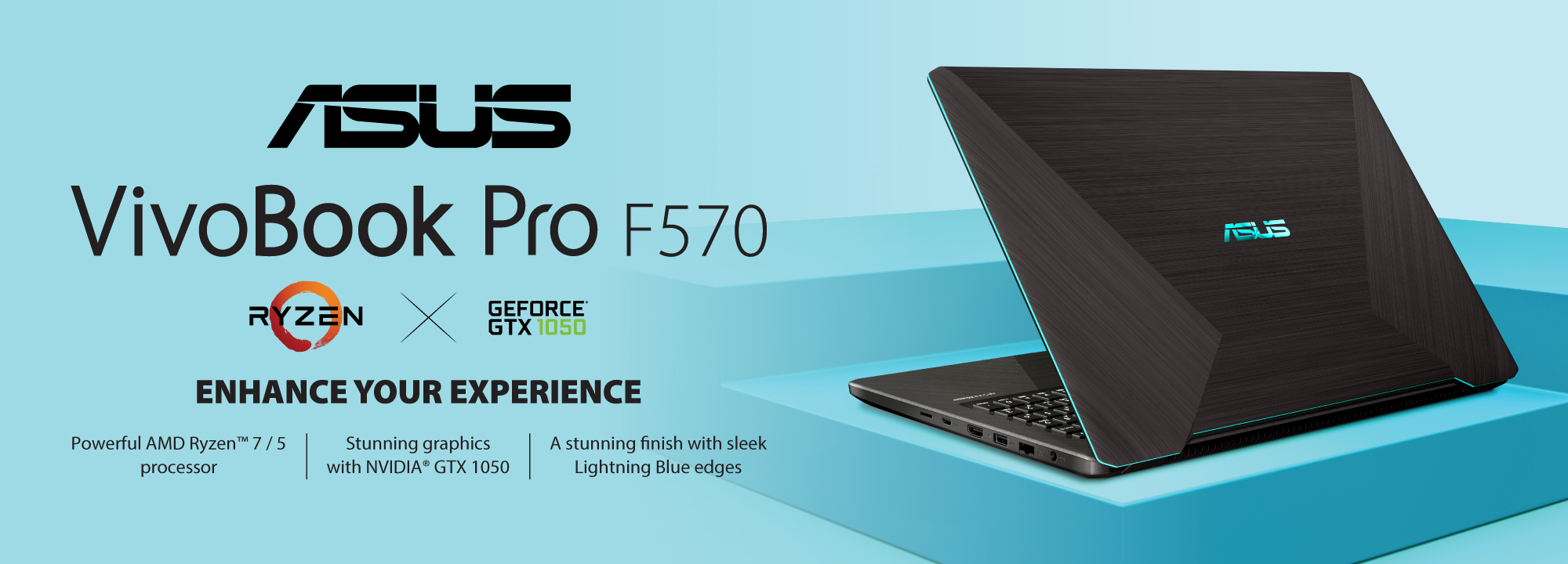 Berkenalan dengan Laptop Terbaru ASUS VivoBook Pro F570 1
