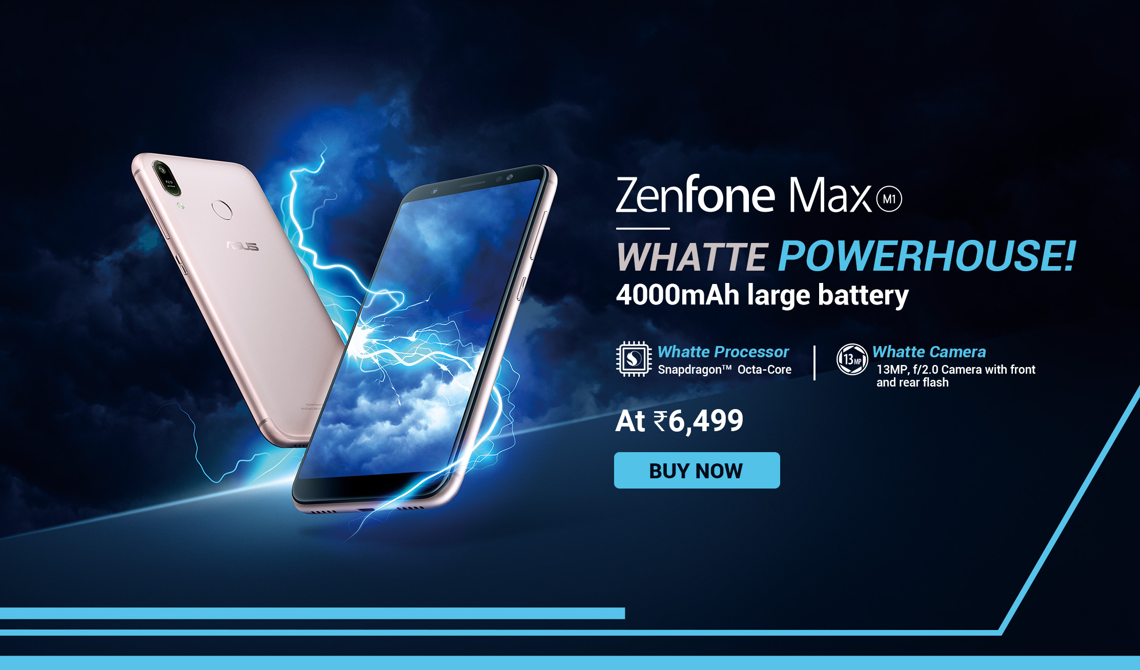 Image result for Asus ZenFone Max M1 (ZB556KL) pic