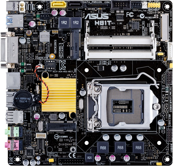 ASUS H81T Realtek HD Audio Driver for Mac Download
