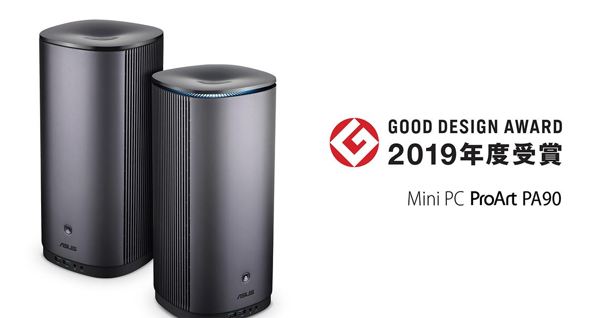 [ASUS Mini PC ProArt PA90] ミニPC