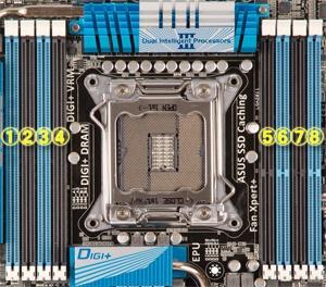 8 DIMMに対応し最大64GBのメモリを搭載可能