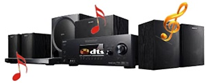 「DTS Surround Sensation UltraPC II」と「DTS Connect」対応のオーディオ機能