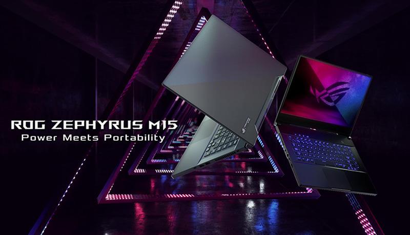 ROG Zephyrus M15 GU502 | ROG Zephyrus | Gaming Laptops|ROG - Republic of Gamers|ROG Sri Lanka