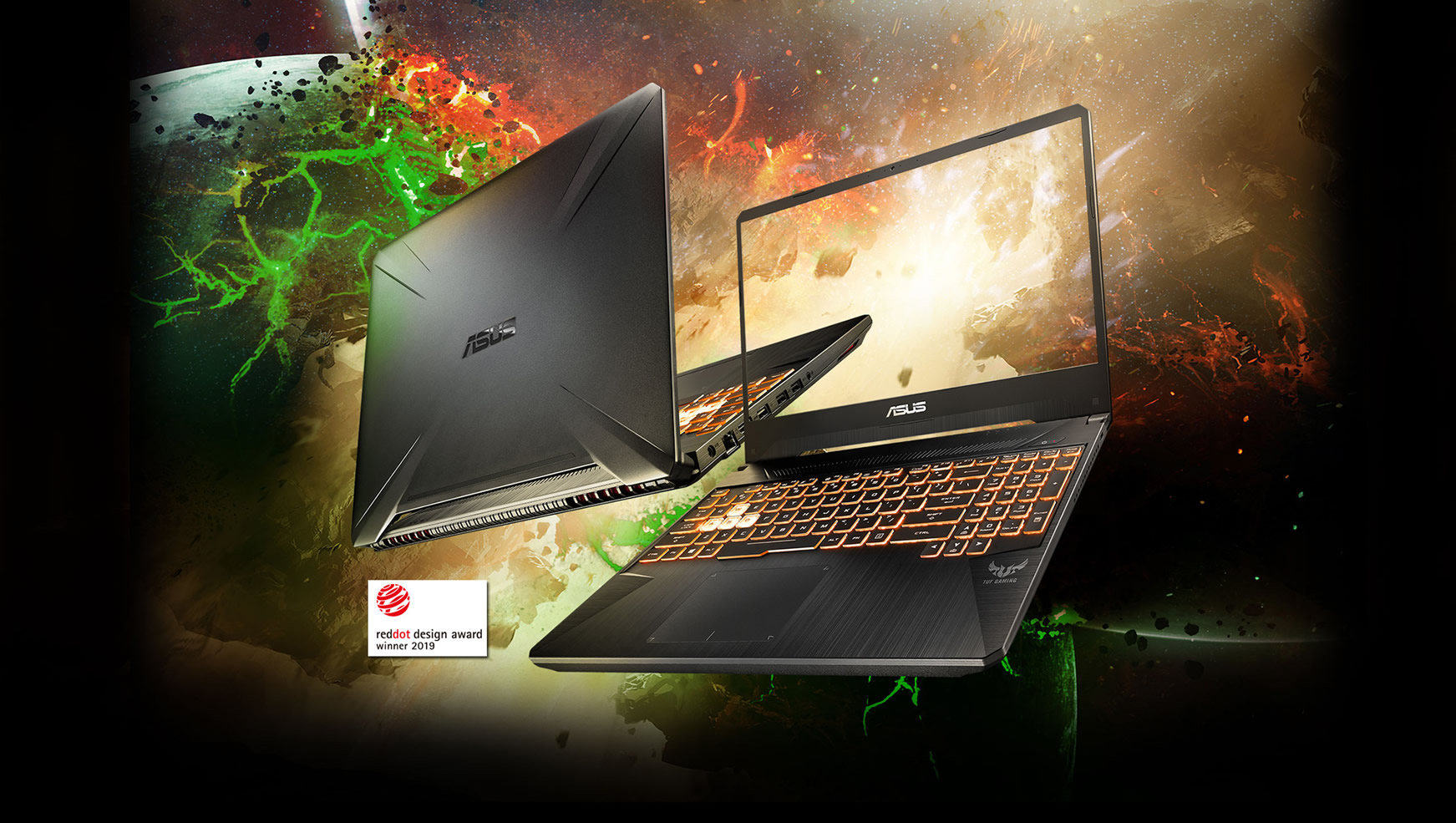 ASUS TUF Gaming FX505DD/DT/DU | Laptops | ASUS Malaysia