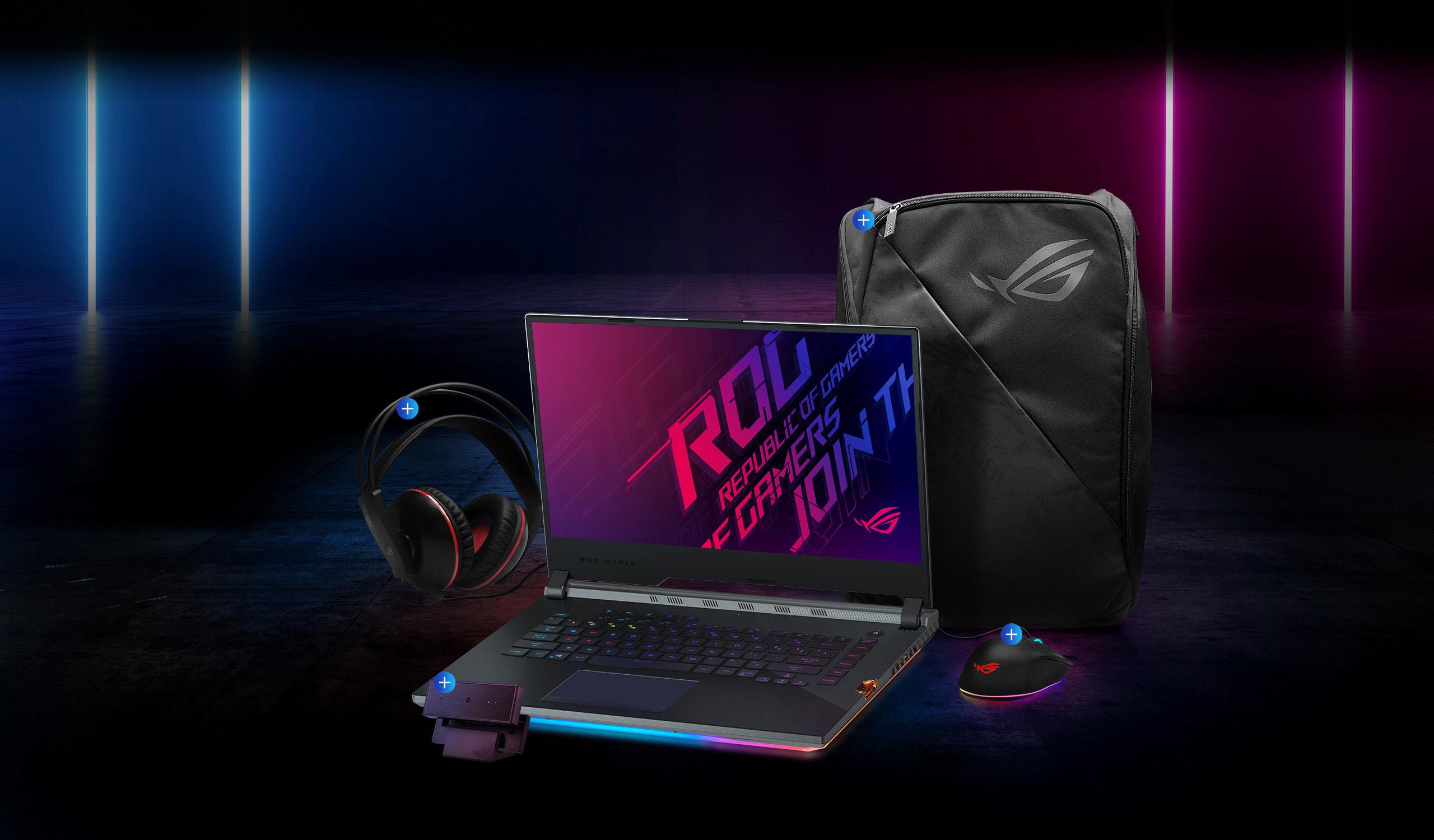 ROG Strix SCAR III | Laptops | ASUS Malaysia
