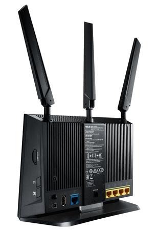 ASUS Announces 4G LTE Router Series