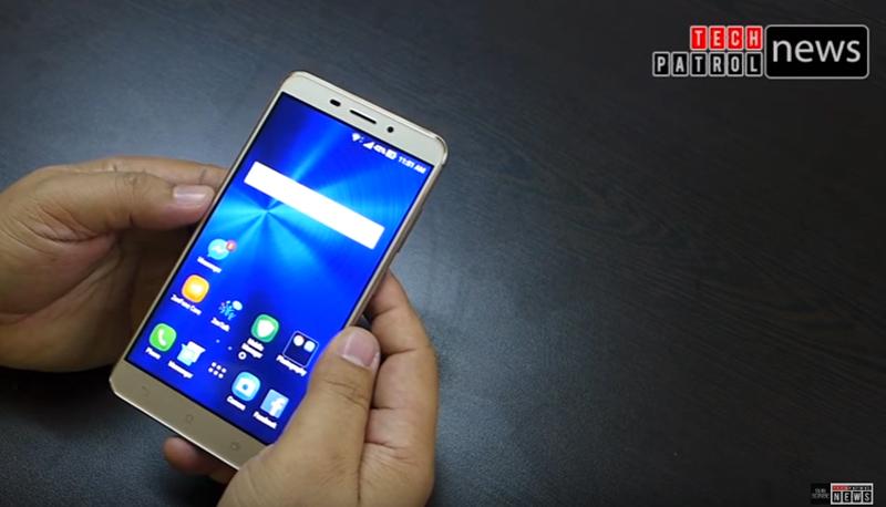 Hands On ASUS Zenfone 3 Laser Philippines