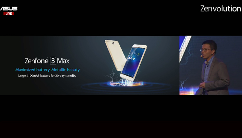 ZenFone 3 Max (ZC520TL) | Phone | ASUS Philippines