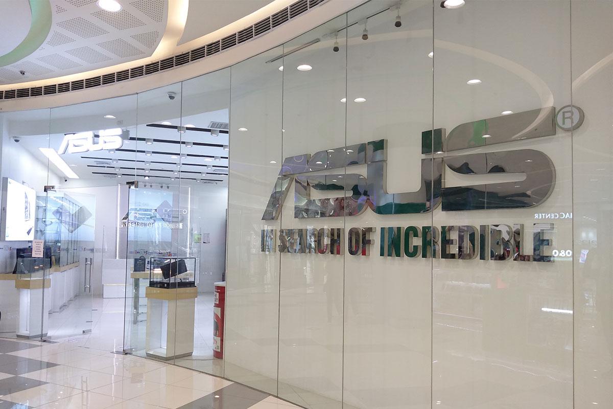 ASUS Concept Store SM City Cagayan De Oro