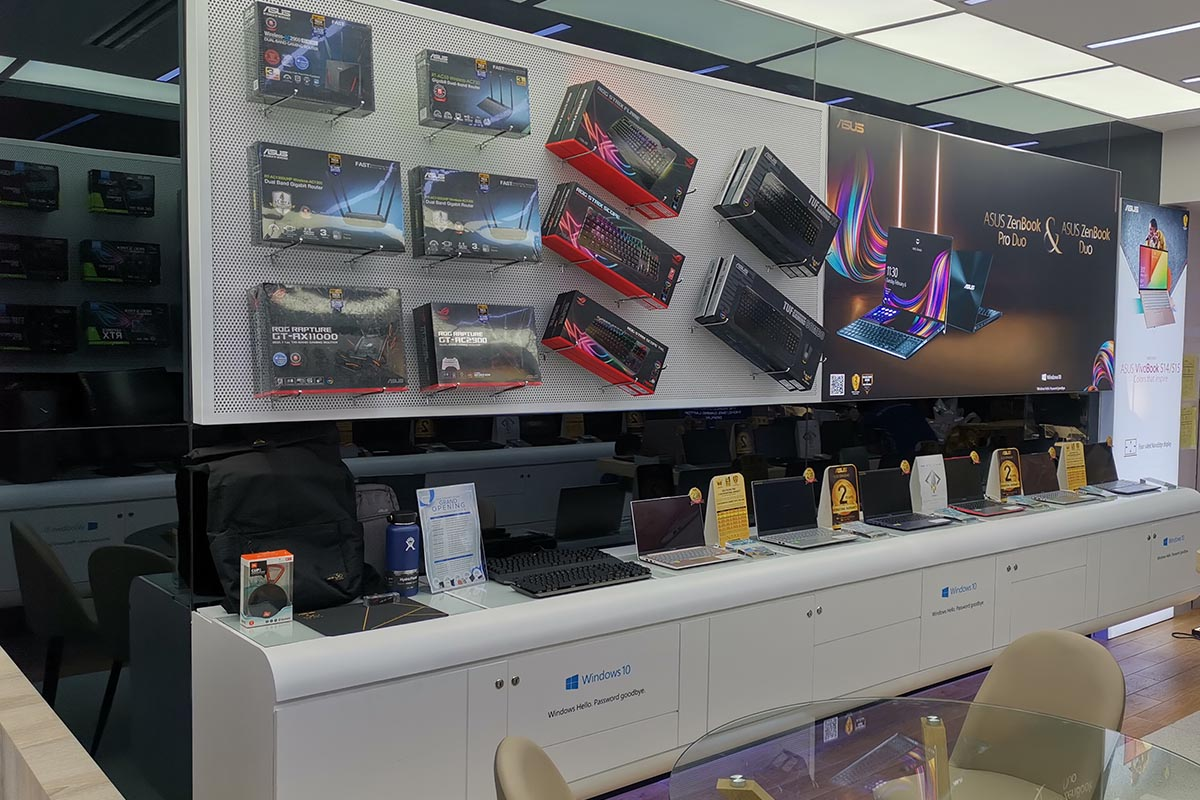 ASUS Concept Store - Ayala Malls Central Bloc Cebu