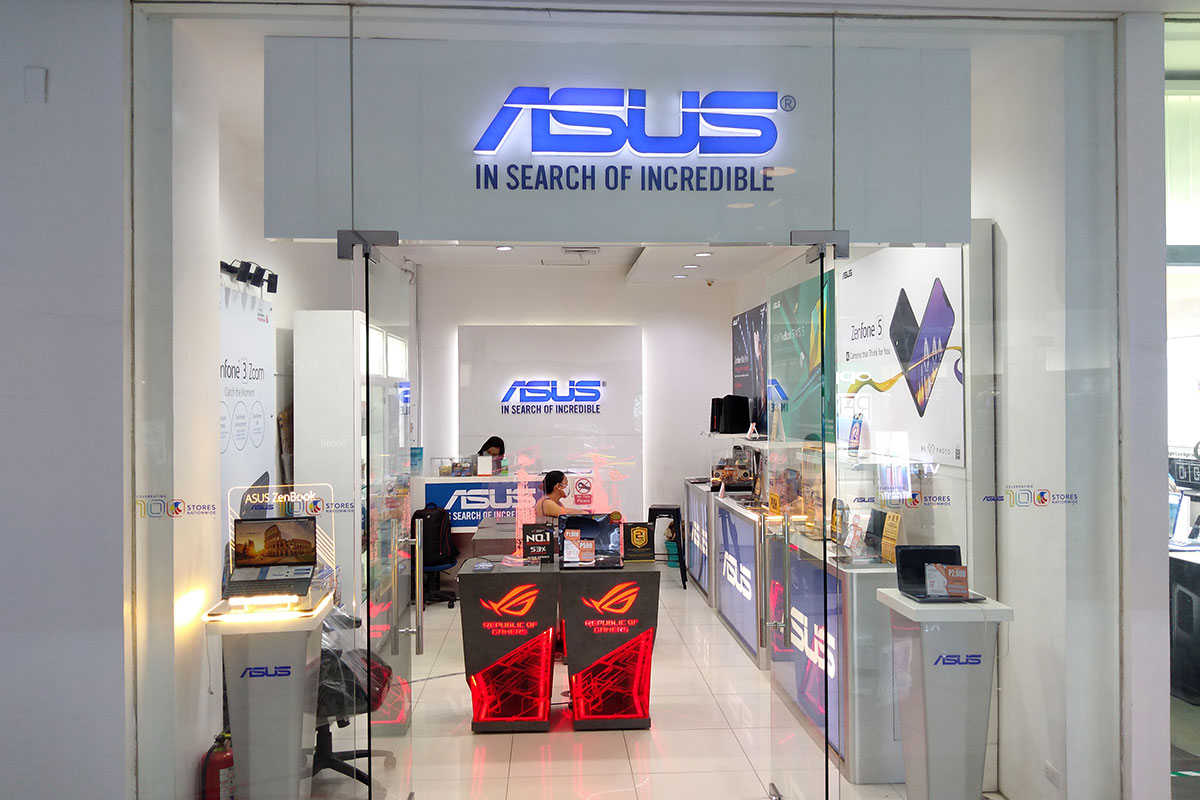 ASUS Concept Store - Centrio Ayala Mall