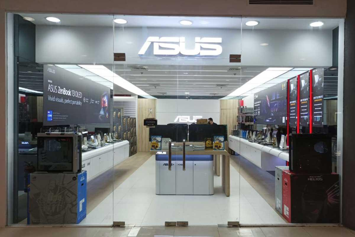ASUS Concept Store Gaisano Mall of Davao