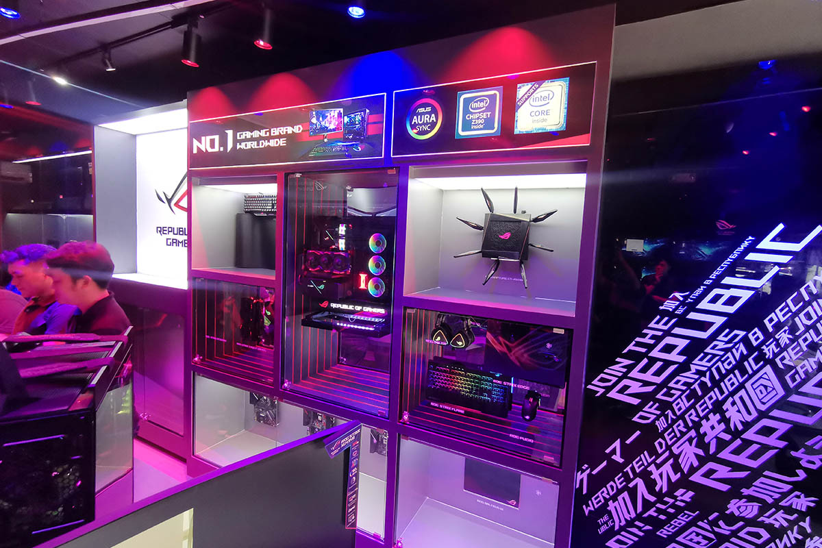 ROG Concept Stores - Gilmore Commercial Plaza