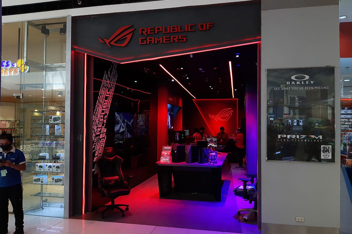 ROG Concept Stores - SM City Davao