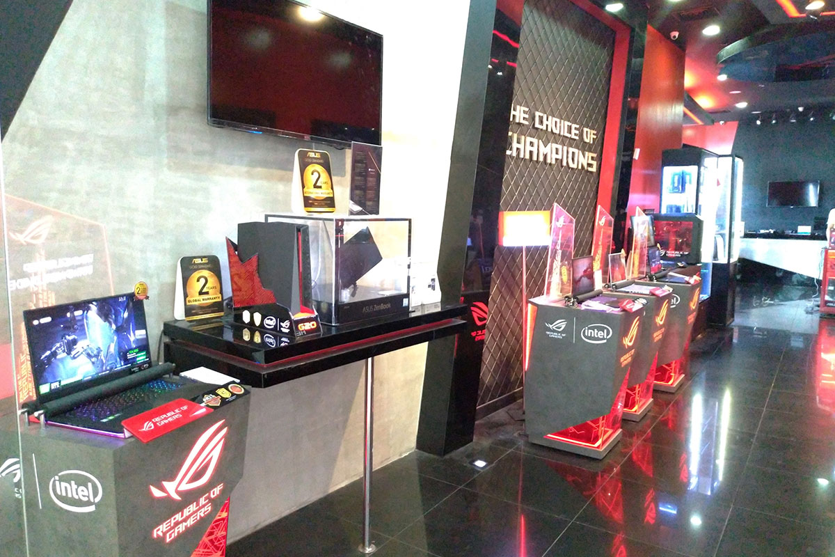 ROG Concept Stores - SM City North Edsa
