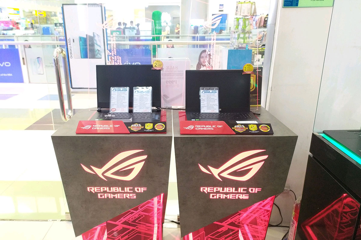 ASUS Concept Store - SM City Fairview