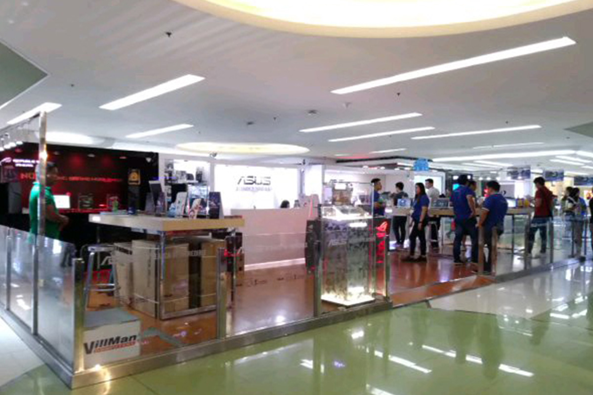ASUS Concept Store - SM Megamall