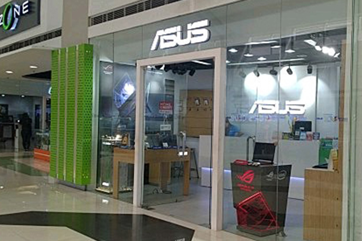 ASUS Concept Store - SM Southmall