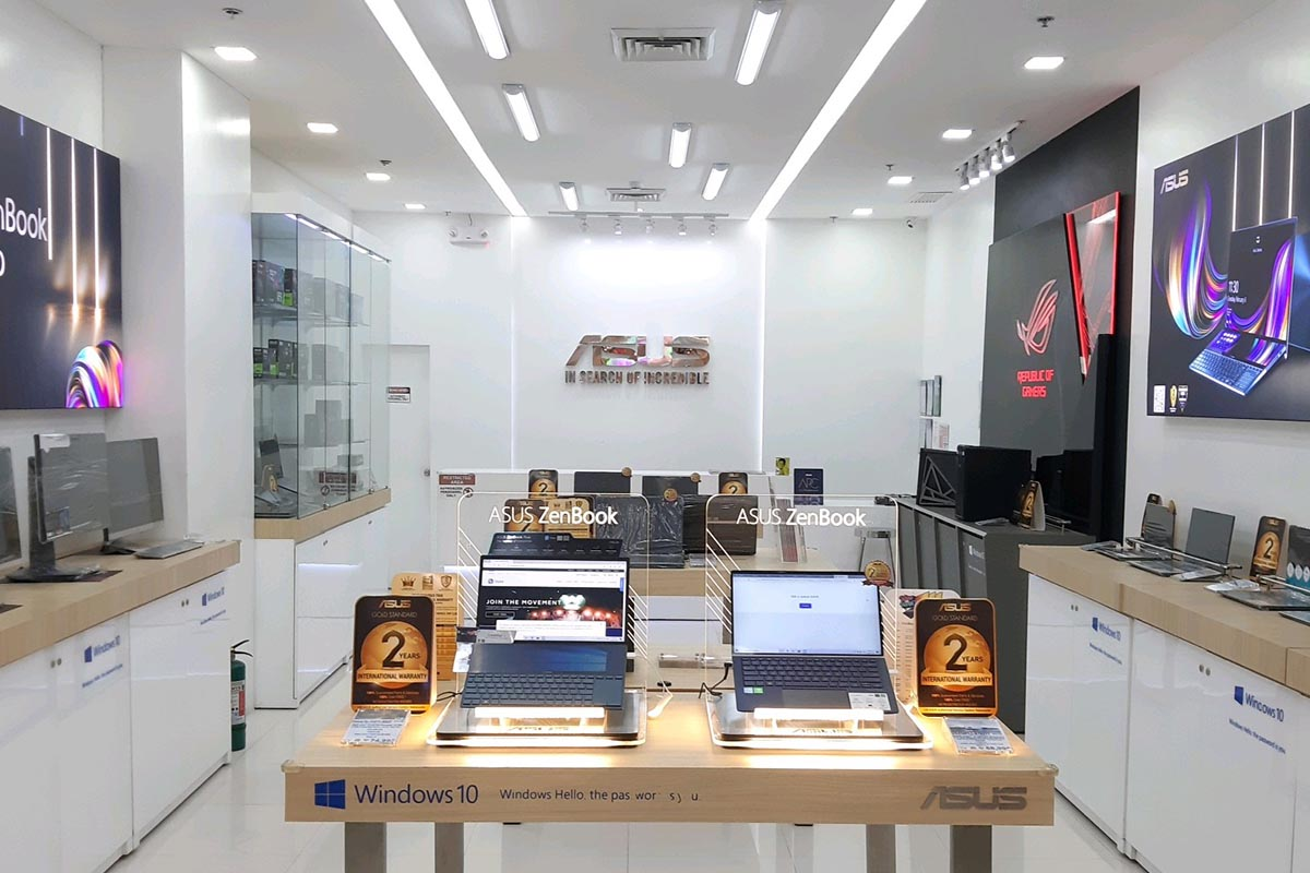 ASUS Concept Store - Central World