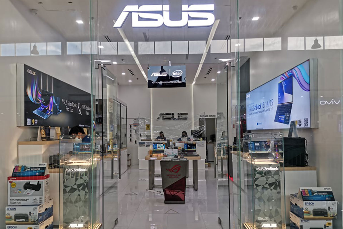 ASUS Store - Central Plaza ระยอง