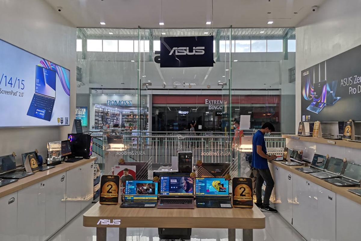 ASUS Concept Store - SM City Batangas