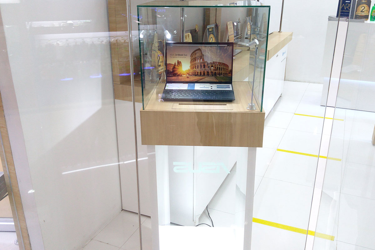 ASUS Concept Store - SM City Cagayan De Oro