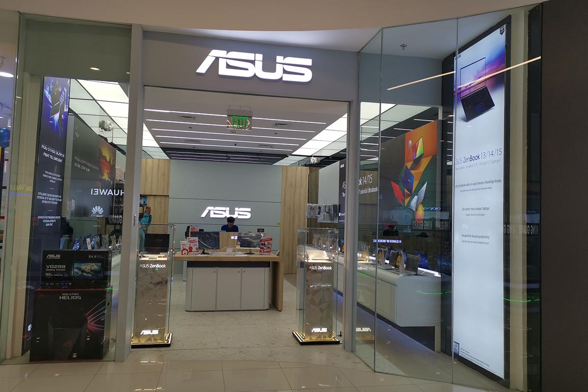 ASUS Concept Store - CentralPlaZa Rayong