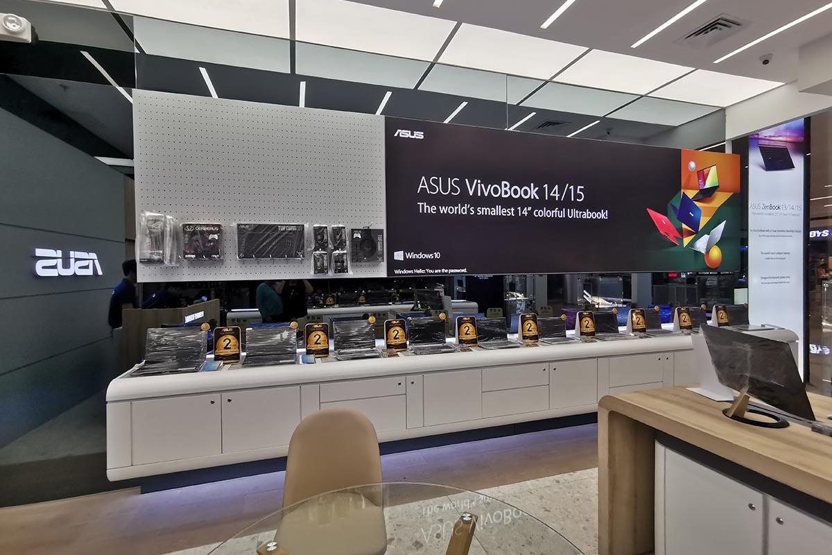 ASUS Concept Store - SM Center Dagupan