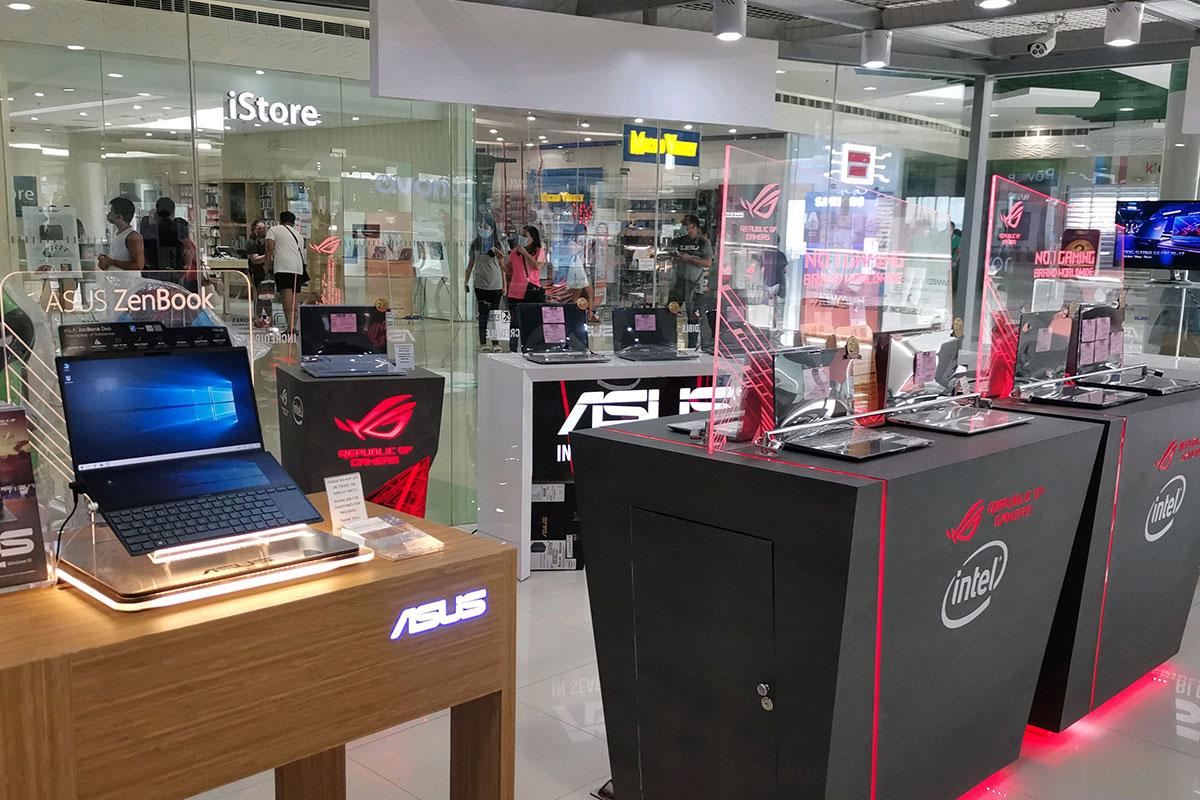 ASUS Concept Store - SM City Iloilo