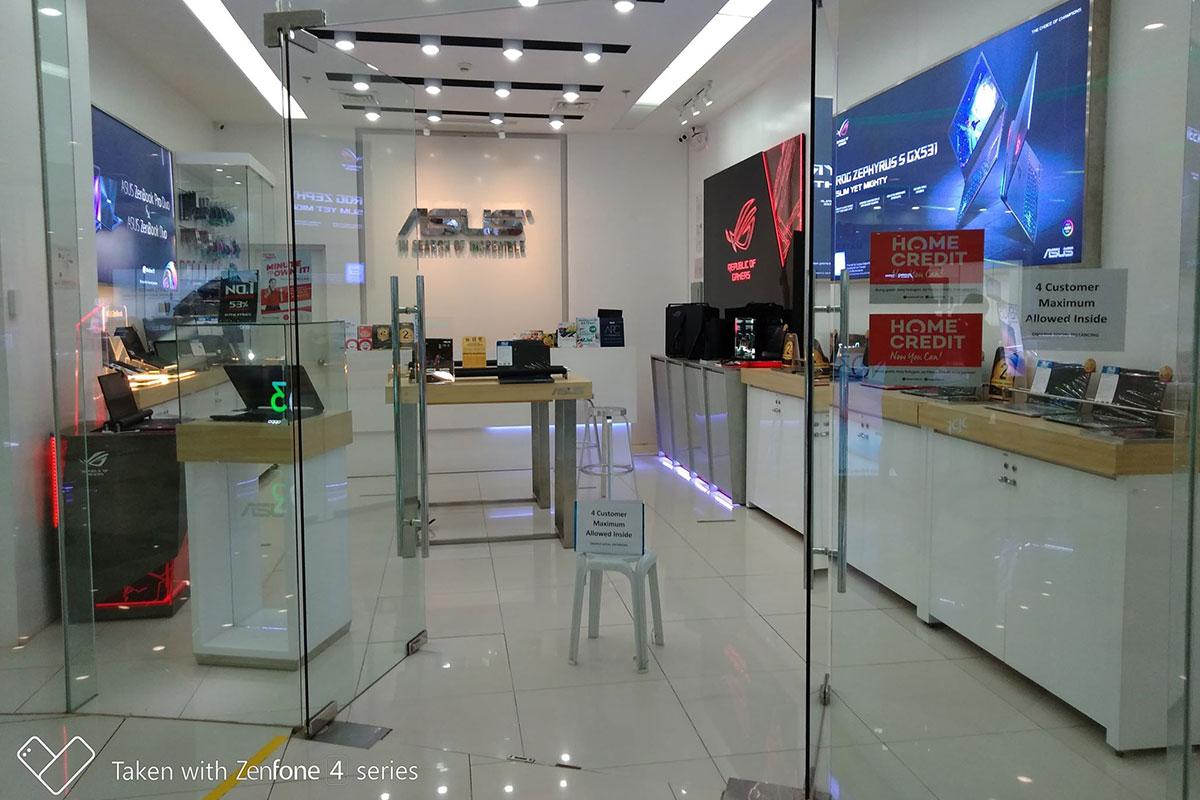 ASUS Concept Store - SM City Puerto Princesa