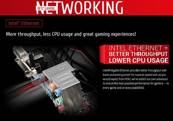 ASUS CROSSBLADE RANGER Intel Gigabit Ethernet Driver for Windows
