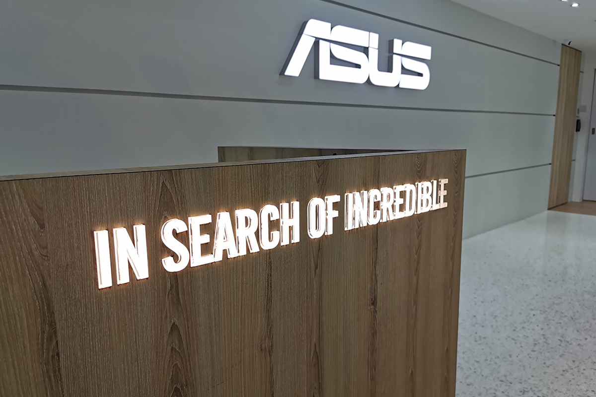 ASUSTek Service Center Singapore