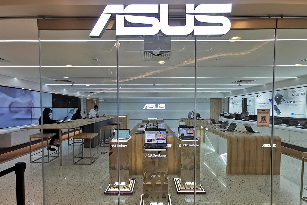 ASUS Exclusive Store Bugis
