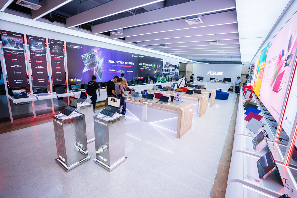 ASUS Exclusive Store - Central World