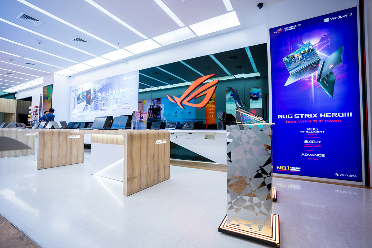 ASUS Exclusive Store - Central Plaza Chaengwattana