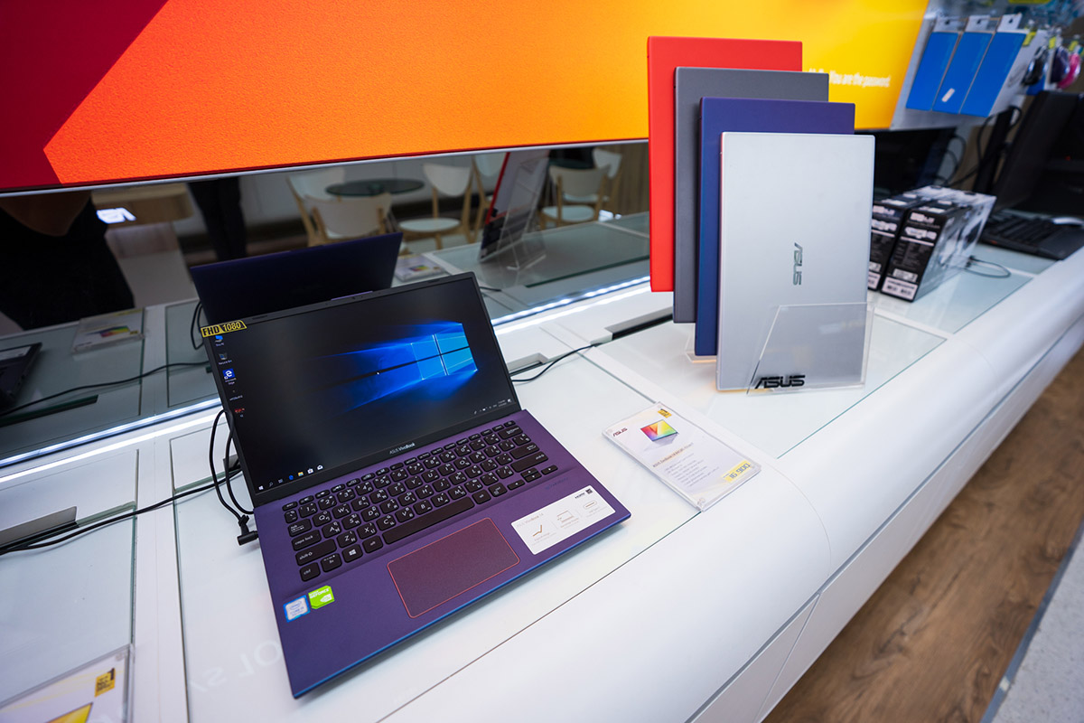 ASUS Exclusive Store - Central Plaza Rayong
