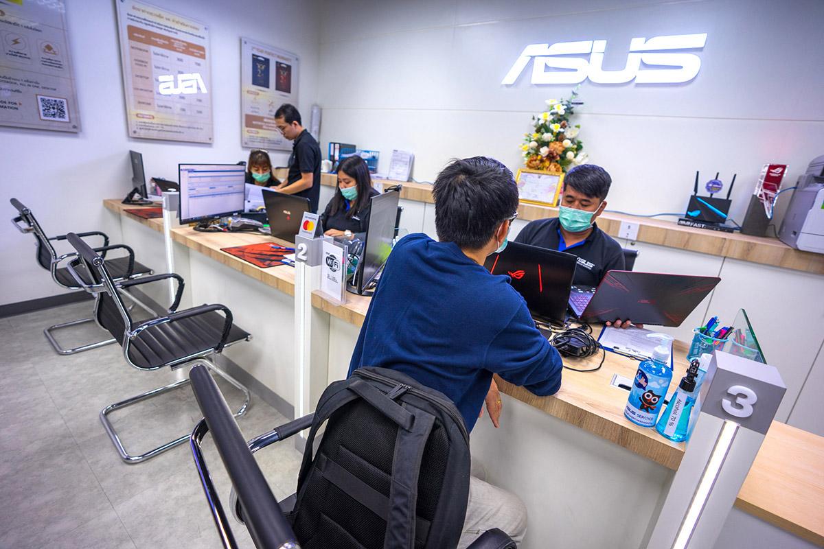 ASUSTek Service Center Thailand