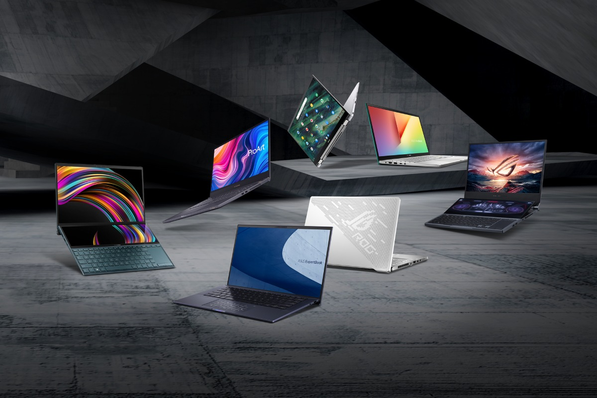 About ASUS History