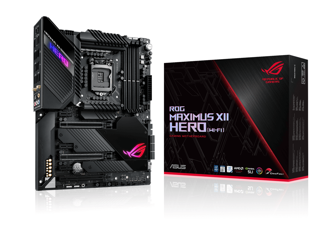 ASUS Z490 Motherboards