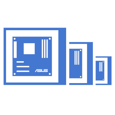 One in 3 PCs, regardless of brand, has an ASUS motherboard.