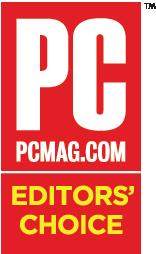 PCMag Editor's Choice Award