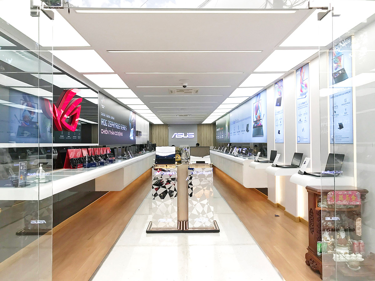 ASUS Exclusive Store - CentralPlaZa Rayong